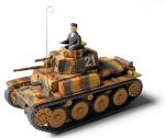 фигурка Модель танка German Panzer 38(t) (85107)