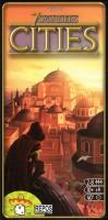 Настольная игра '7 Wonders: Cities (7 чудес: Города)' (eng. ext.)