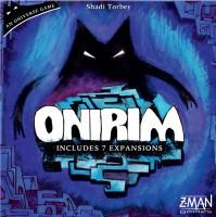 Настольная игра 'Onirim (Онирим 2 ред.)'