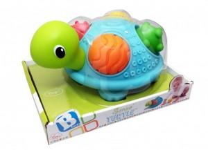 Развивающая текстурная игрушка Sensory 'Черепашка' (005181S)
