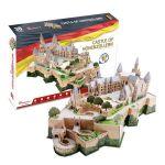 3D-конструктор CubicFun 'Замок Гогенцоллерн' (MC232h)
