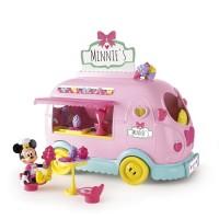 Интерактивный игровой набор Minnie & Mickey Mouse Clubhouse - 'Автобус со сладостями' (фигурка и аксессуары) (181991)
