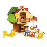 Интерактивный игровой набор Minnie & Mickey Mouse Clubhouse - 'Домик на дереве' (фигурка и аксессуары) (181892)