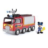 Интерактивный игровой набор Minnie & Mickey Mouse Clubhouse - 'Пожарная машина Микки' (фигурка, аксессуары) (181922)