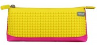 Пенал Upixel Фуксия-желтый (WY-B002B-A)