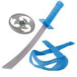 Набор игрушечного звукового оружия Черепашки-Ниндзя 'Леонардо' (92101)