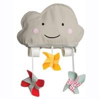 Развивающая игрушка для коляски и автокресла 'Taf Toys' 'Тенистый полдень' (UPF 50+, защита от UVA/UVB лучей) (11965)