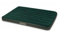 Надувной матрас с внешним электронасосом Intex 137 х 191 х 22 см (66968)