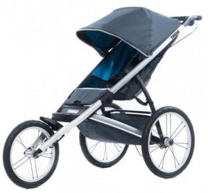 Детская коляска Thule Glide 1 - Dark Shadow
