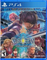 игра Star Ocean: Integrity and Faithlessness PS4