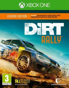 игра DiRT Rally Legend Edition Xbox One