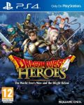 игра Dragon Quest Heroes PS4