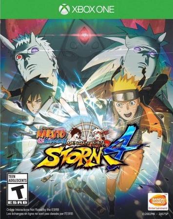 Купить Naruto: Shippuden Ultimate Ninja Storm 4 Xbox One, Namco Bandai