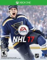 игра NHL 17 Xbox One