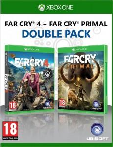 игра Far Cry 4 + Far Cry Primal Xbox One