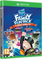 игра Hasbro Family Fun Pack Xbox One