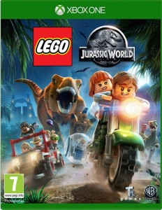 игра Lego Jurassic World Xbox One
