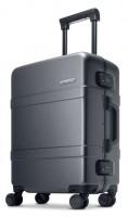 Чемодан Xiaomi 90 Points Classic Aluminum Box Suitcase Dark Grey Magic Night 20'' (Р28836)