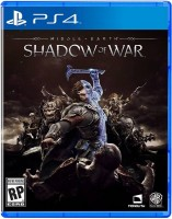 игра Middle-earth: Shadow of War PS4