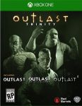 игра Outlast Trinity Xbox One