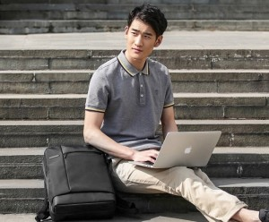 фото Рюкзак Mi Classic business backpack Grey Green 1162900003 (Р27829) #6