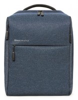 Рюкзак Xiaomi Mi minimalist urban Backpack Blue 1162900004 (Р28250)