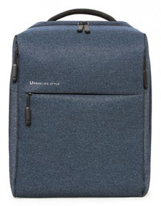 Рюкзак Xiaomi Mi minimalist urban Backpack Blue 1162900004