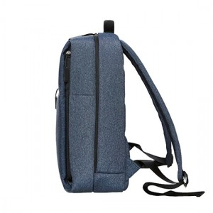 фото Рюкзак Xiaomi Mi minimalist urban Backpack Blue 1162900004 (Р28250) #3