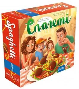 Настольная игра Granna 'Спагетти' (82814)