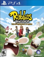 игра Rabbids Invasion PS4