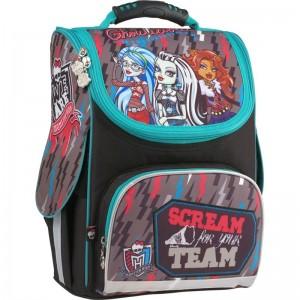 Рюкзак школьный каркасный Kite Monster High MH15-501-2S