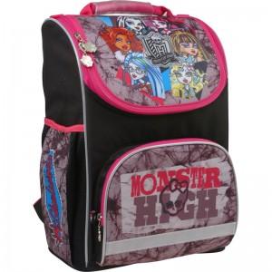 Рюкзак школьный каркасный Kite Monster High MH15-701M