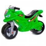 Мотоцикл 2-х колесный зеленый Орион 501