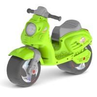 Скутер 2-х колесный салатовый Орион 502