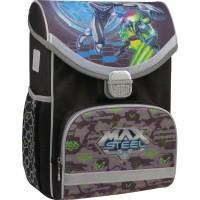 Рюкзак школьный каркасный Kite Max Steel  MX15-529S