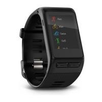 Смарт-часы Garmin Vivoactive HR, Black, Regular (010-01605-00)