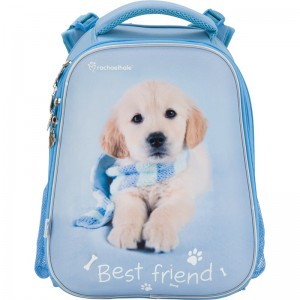 Рюкзак школьный каркасный (ранец) Kite 531 Rachael Hale R17-531M-1