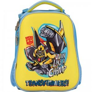 Рюкзак школьный каркасный (ранец) Kite 531 Transformers TF17-531M