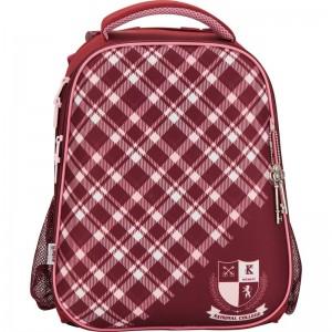 Рюкзак школьный каркасный (ранец) Kite 531 College K17-531M-2