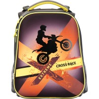 Рюкзак школьный каркасный (ранец) Kite 531 Cross race K17-531M-3