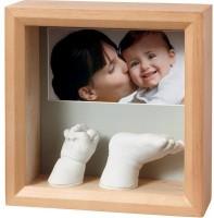 Подарок Фотоскульптор Baby Art натуральный (34120183)