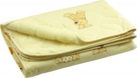 Одеяло детское Руно 140 х 105 (320ОУ_бежевий)