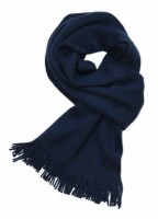 Подарок Шарф Mi wool scarf Navy Blue (1163300016)
