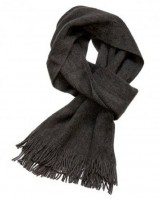 Подарок Шарф Mi wool scarf Navy Dark Gray (1163300015)