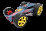 Машинка-перевертыш Bad to Blade & Rat-ified  Hot Wheels, 20 см (90576)