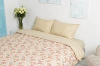 Комплект постельного белья РУНО Евро (845.115English style)