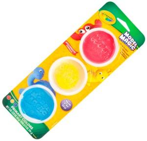 Масcа для лепки Crayola 'Базовые цвета, 3 баночки' (23-6018)