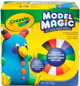 Масcа для лепки Crayola 'Меганабор, 14 цветов' (23-2403)