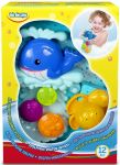 Животные-пищалки для ванной BeBeLino 'Водяное колесо' (58002)