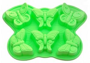 Форма для кексов Fissman 'Бабочка' (BW-6660.6)